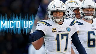 Chargers vs. Ravens Mic
