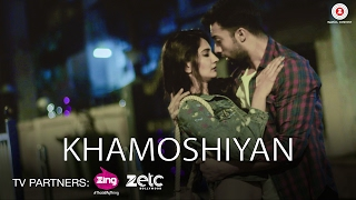 Khamoshiyaan - Official Music Video | Suhani Shah & Salman Shaikh | Ehesaas Ft. Souvyk Chakraborty|