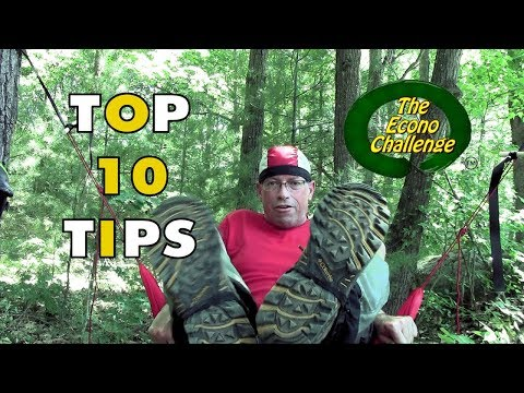 Top 10 Tips For Healthy Blister Free Hiking Feet - Econo Challenge