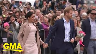 Harry, Meghan may break tradition with royal nanny: Report l GMA