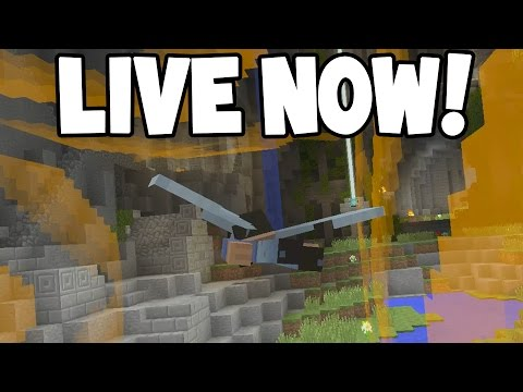 LIVE! - Minecraft Xbox GLIDE Mini-Game w/Subscribers! - COME JOIN ME!
