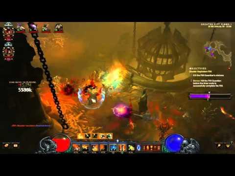 Diablo 3: The Diversity Of Uncommon Builds (Team 8/12 Grift 56 v2.4.0)
