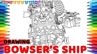 How To Draw Super Mario Odyssey The Odyssey 96 5 Drawing