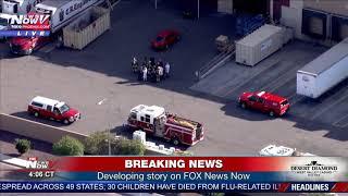 CARBON DIOXIDE LEAK: Reported at Phoenix area commercial building (FNN)