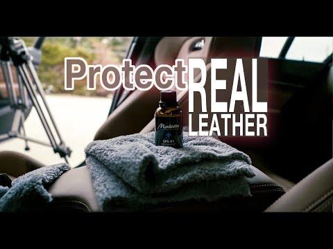 [4K] Amaro Brown M3 ZCP Leather Seats: Clean / Decon / Coat