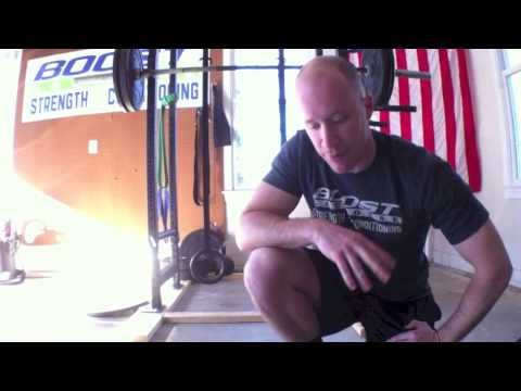 Lacrosse Training: Build Stronger Fingers & Hands - How To: Fingertip pushups