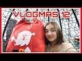 VLOGMAS 12/Niesamowity zbieg okoliczności