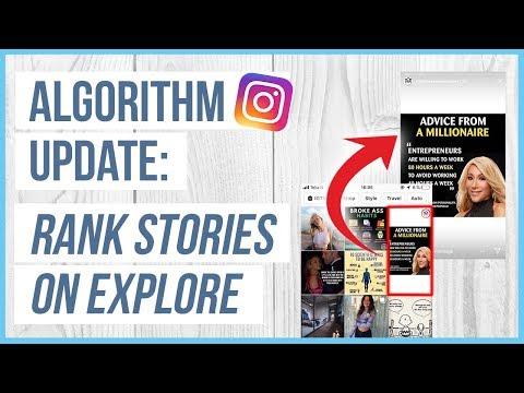 Xxx Mp4 😱 Rank Stories On The Explore Page Instagram Algorithm Updates July 2019 😱 3gp Sex