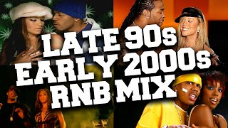 Late 90s Early 2000s R&B Mix 💫 Best R&B Songs from the Late 90's Early 2000's