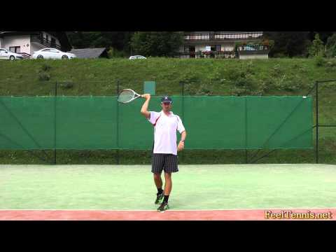 How To Hit Fast Tennis Serves - Tips And Drills