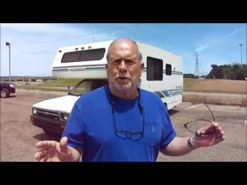 1994 Winnebago Warrior Toyota RV Video Tour