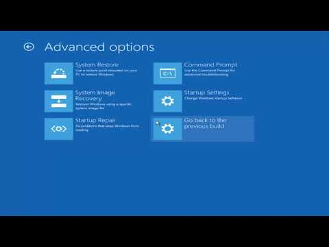 FIX Preparing Automatic Repair Windows 10 Black Screen After Finished