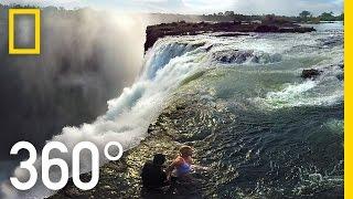 360° Victoria Falls – The Devil