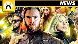 Chris Evans Says Avengers Infinity War Will Be Successful & People Flip Out!!