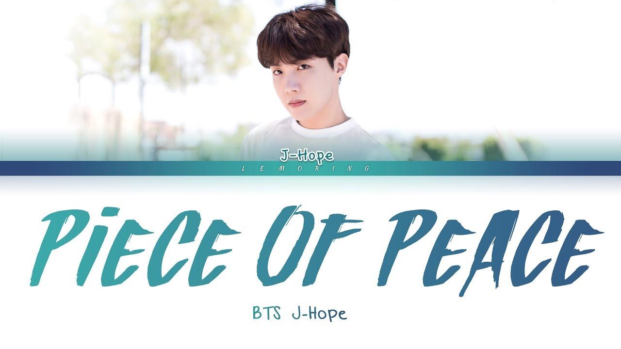 j-hope - P.O.P (Piece of Peace), Pt. 1