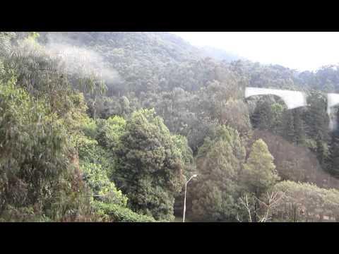 Teleferico to Montserrat, Bogota, Colombia I