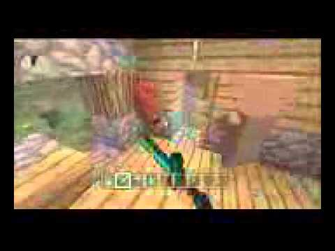 Minecraft PS3 Edition   How To Make Baby Zombie Villagers    Zombie Villagers Tutorial on PS3  PS4