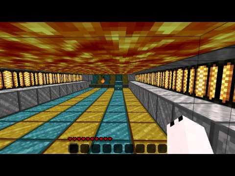 Minecraft: Treasure Runner(Rainbow  Runner Remake)