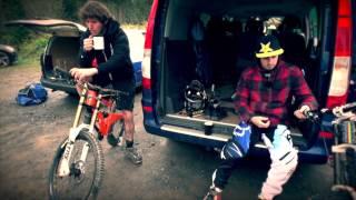 When Guy Met Danny (courtesy: Suzuki Bikes)