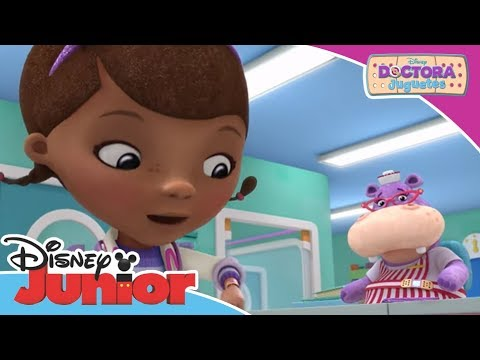 Doctora Juguetes: Momentos Mágicos - El diagnóstico | Disney Junior Oficial