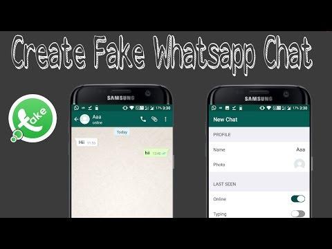 How  to make Fake Whatsapp conversions