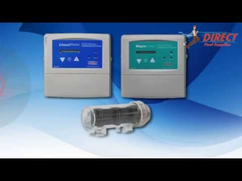 ChloroMaster & MagnaMaster Chlorinators - Direct Pool Supplies