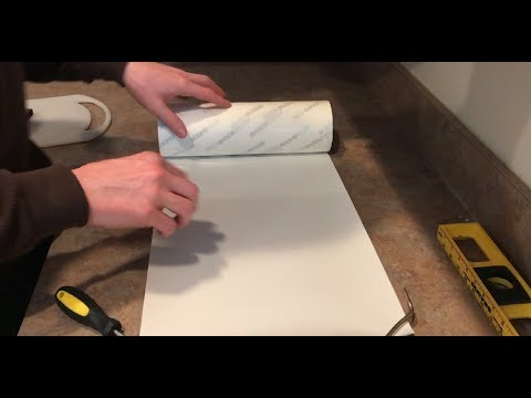 Install MusselBound Adhesive Mat - A Beginner's Guide Pt 2