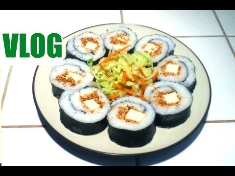 VLOG 31 - Sushi, Nofap and Effort
