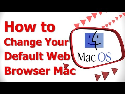 How to Change Your Default Web Browser Mac