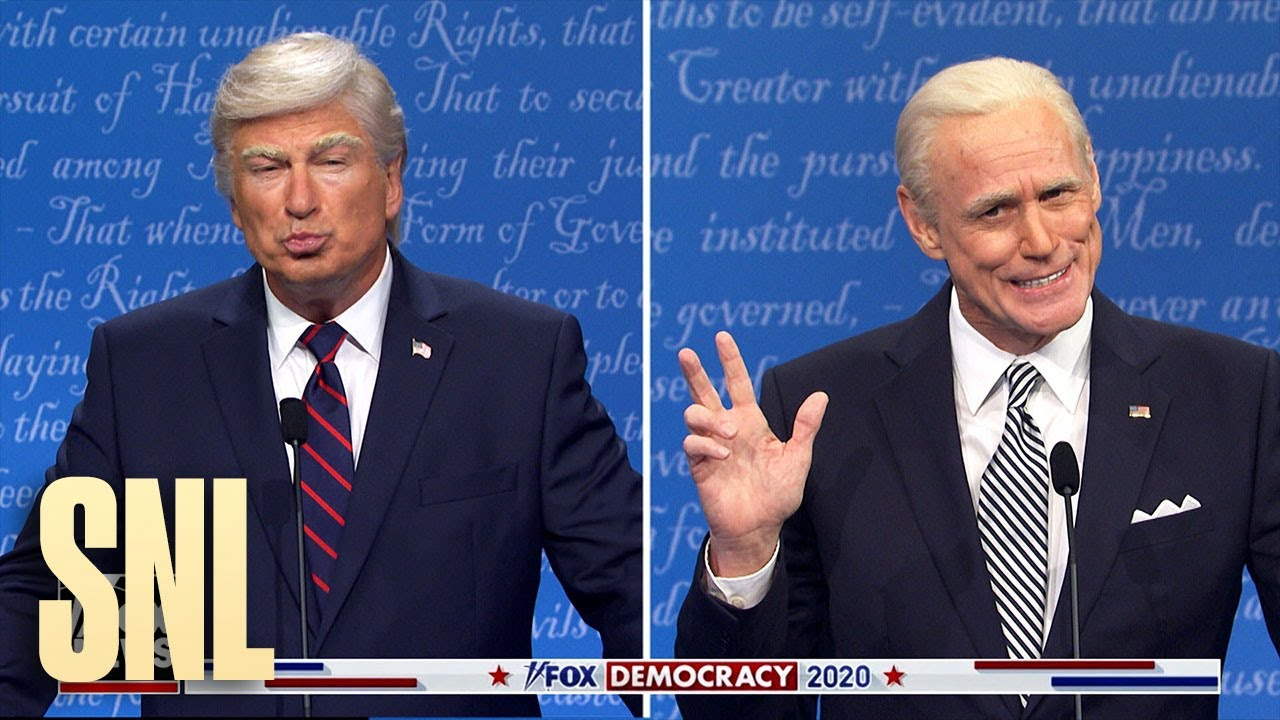 First Debate Cold Open - SNL