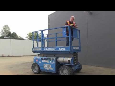 Introduction to Scissor Lifts