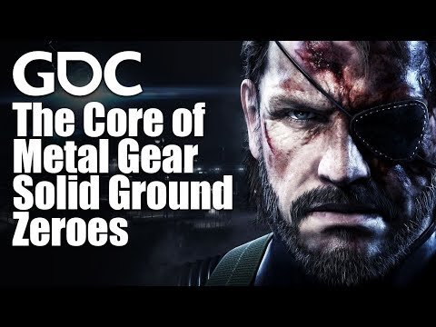 Photorealism Through the Eyes of a FOX: The Core of Metal Gear Solid Ground Zeroes (Sponsored)