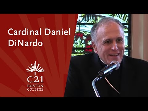 Cardinal Daniel DiNardo
