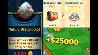 IS IT WORTH Opening a Dragon MEGA NEST Vault for 750 Gems? Merge
