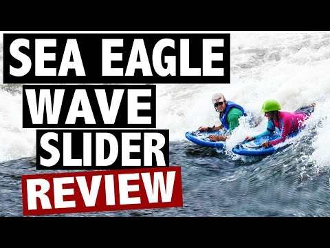 Sea Eagle Wave Slider Review - Best Inflatable Body Board?