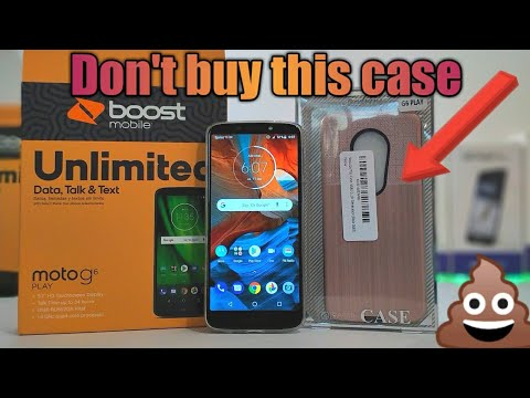 Moto G6 play/G6 Forge owners pass on this case save your $$
