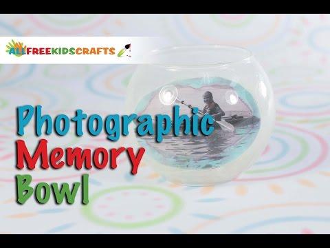 Photographic Memory Bowl