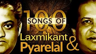 Top 100 Songs of Laxmikant Pyarelal | HD Songs | One Stop Audio Jukebox