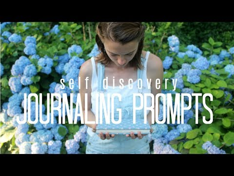 10 Journaling Prompts for Self Discovery