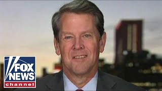 Brian Kemp rejects claims that Georgia race wasn