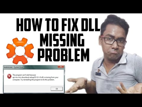 How To Fix Dll Missing Problem | Without Any Software