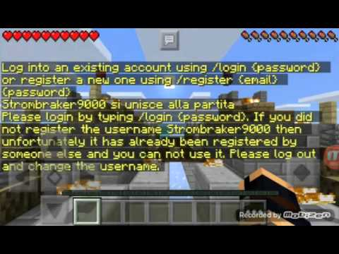 Minecraft Pe: How to join in a IP banned server