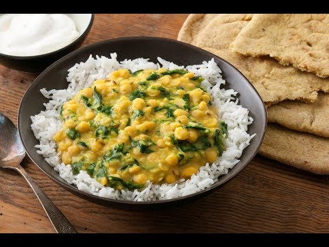 Dal Curry with Spinach    Ayurvedic Recipie    Heathy Flavours
