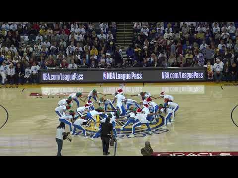 Warriors Jr Jam Squad 2017-2018 | Warriors vs Cavaliers | Christmas Mix
