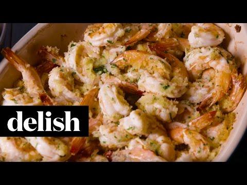 Baked Shrimp Scampi   Delish