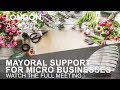 Mayoral Support For Micro Businesses