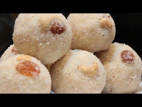 Rava Laddu | Tasty and Healthy Rava Ladoo Recipe