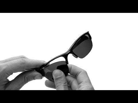 Oakley Half Jacket 2.0 Lens Replacement & Installation Instructions