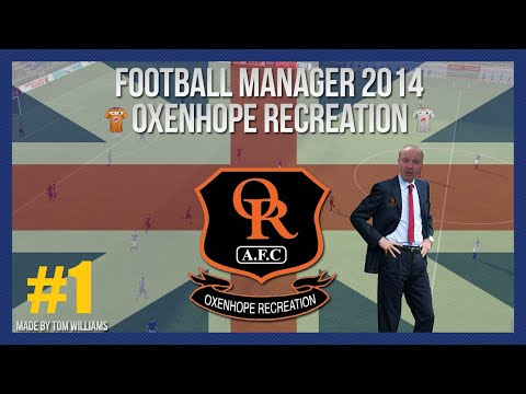 Football Manager 2014 - Britain's Got Talent Part 1 - Show's On The Road
