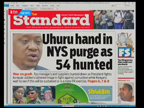 Why DCI boss Kinoti scares the corrupt | Morning Express